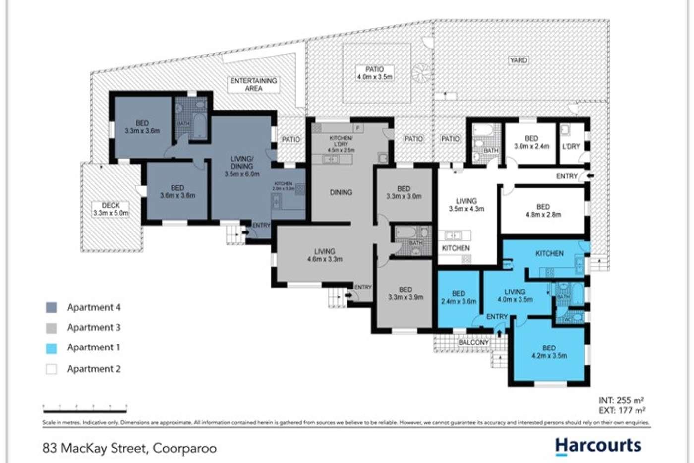 Main view of Homely blockOfUnits listing, 83 Mackay Street, Coorparoo QLD 4151