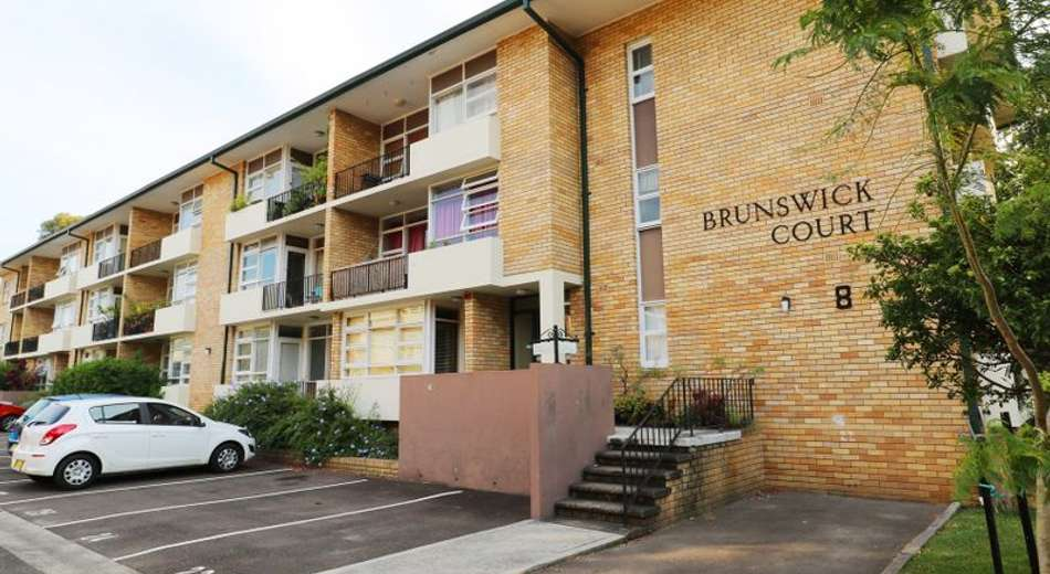 29/8 Brunswick Parade, Ashfield NSW 2131