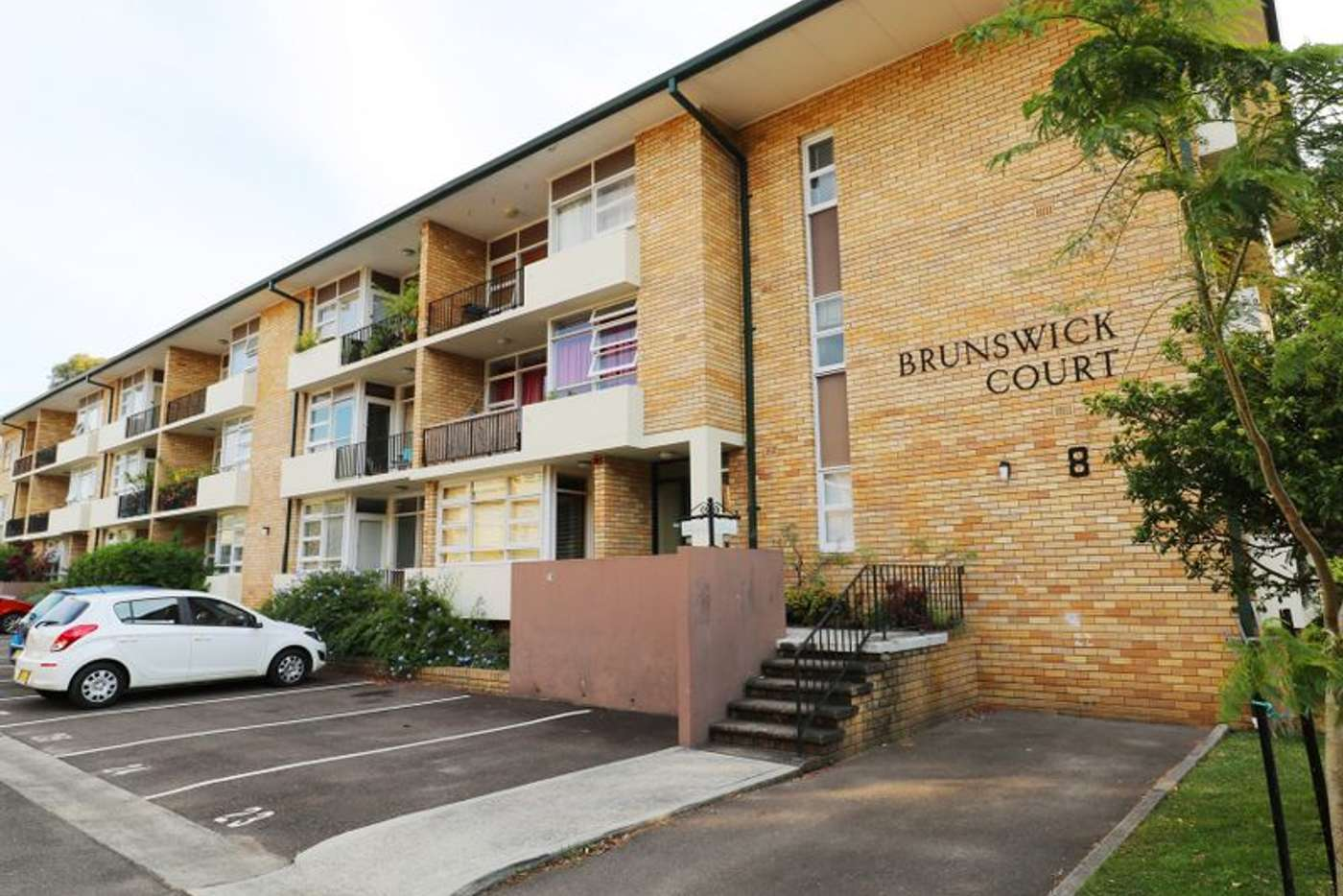 Main view of Homely unit listing, 29/8 Brunswick Parade, Ashfield NSW 2131