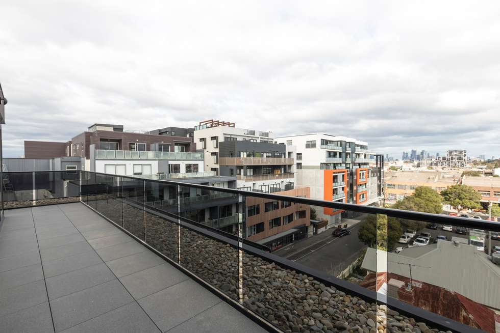 Second view of Homely apartment listing, 402/15 Breese Street, Brunswick VIC 3056