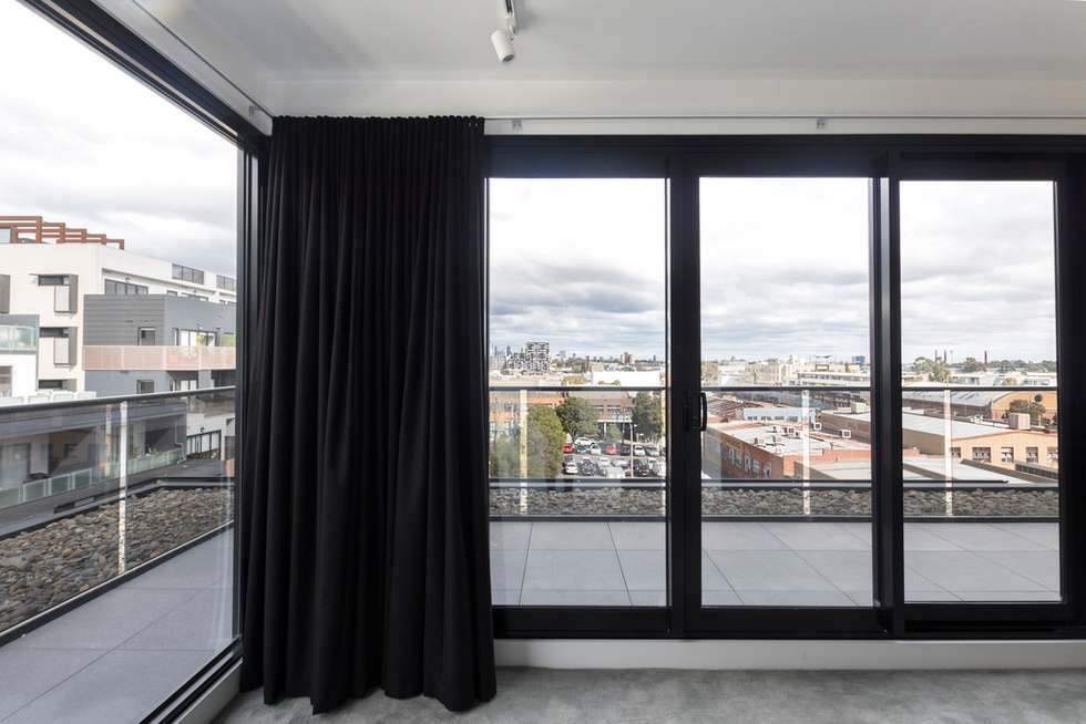 Fifth view of Homely apartment listing, 402/15 Breese Street, Brunswick VIC 3056