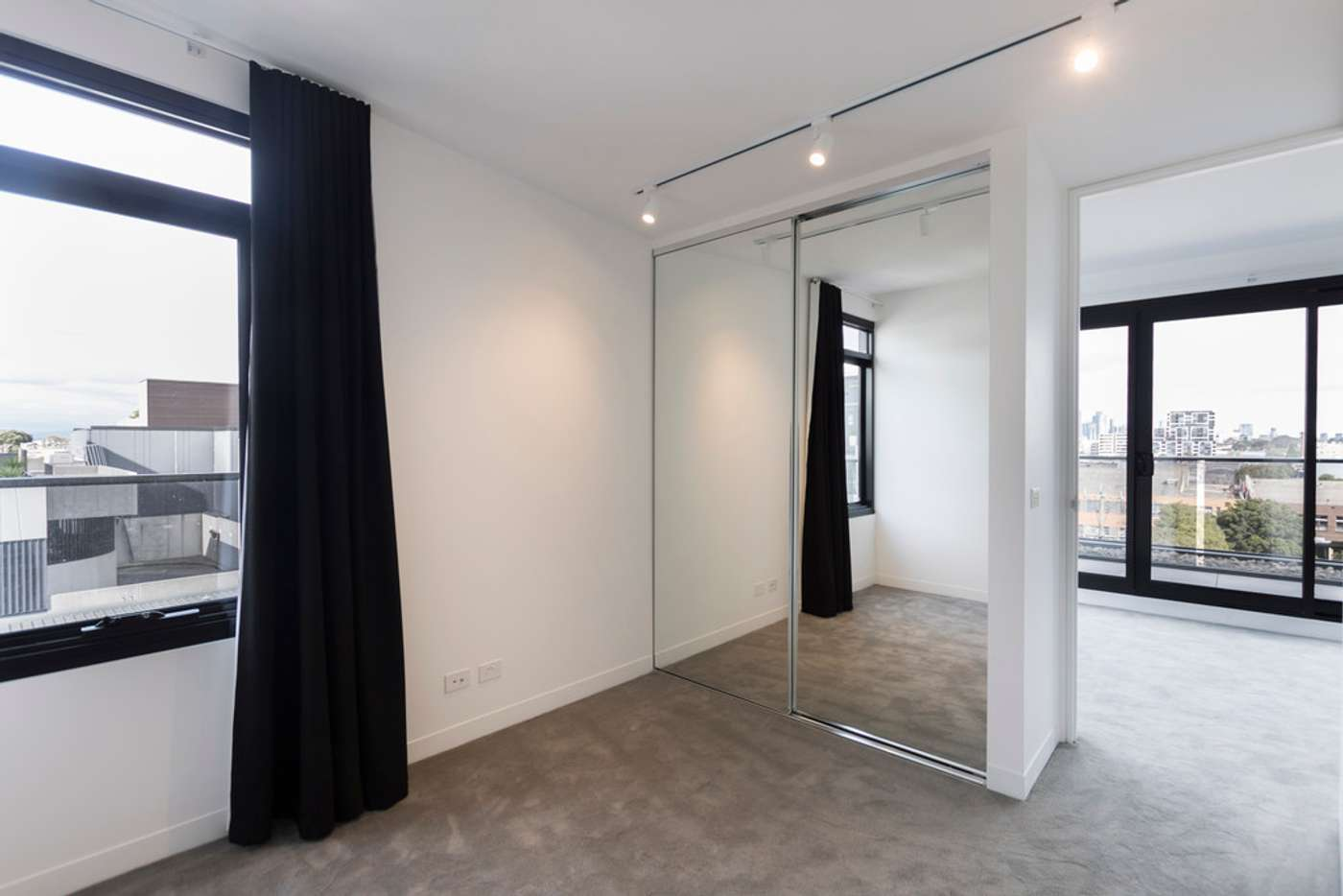 Sixth view of Homely apartment listing, 402/15 Breese Street, Brunswick VIC 3056