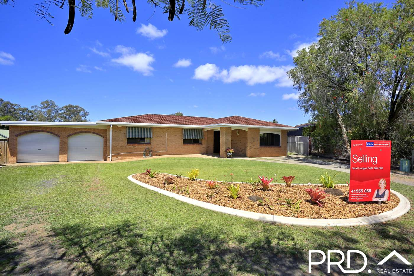 Main view of Homely house listing, 1 Catherine Drive, Avoca QLD 4670