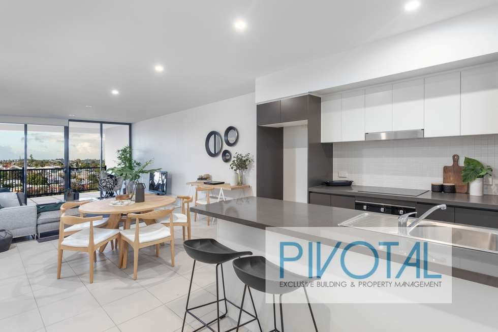 Fourth view of Homely apartment listing, 203/8 Holden Street, Woolloongabba QLD 4102