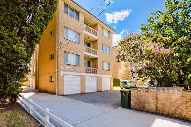 5/5 Endeavour St, West Ryde NSW 2114
