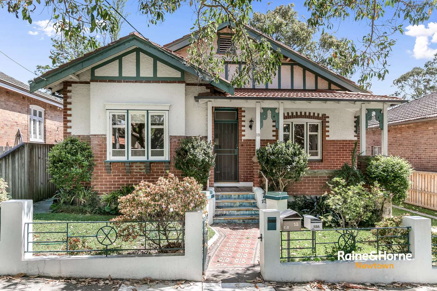 Main view of Homely house listing, 18 Oak Street, Ashfield NSW 2131