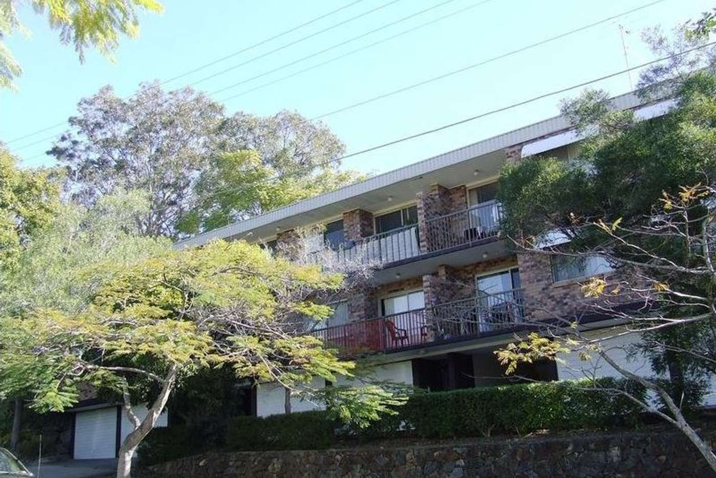 Main view of Homely unit listing, 6/85 Warren Street, St Lucia QLD 4067