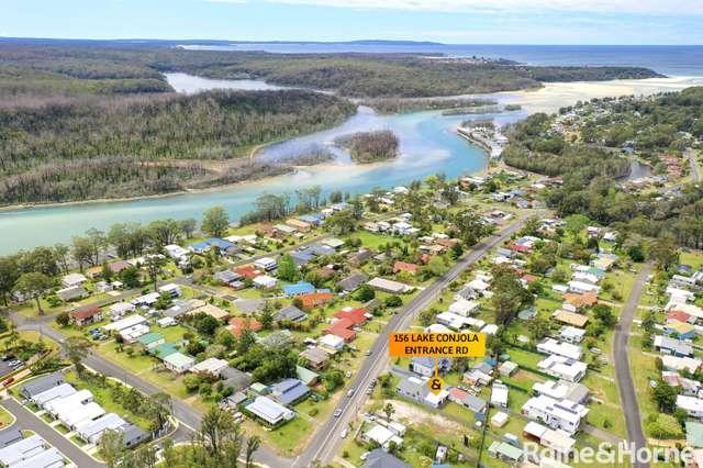 156 Lake Conjola Entrance Road, Lake Conjola NSW 2539