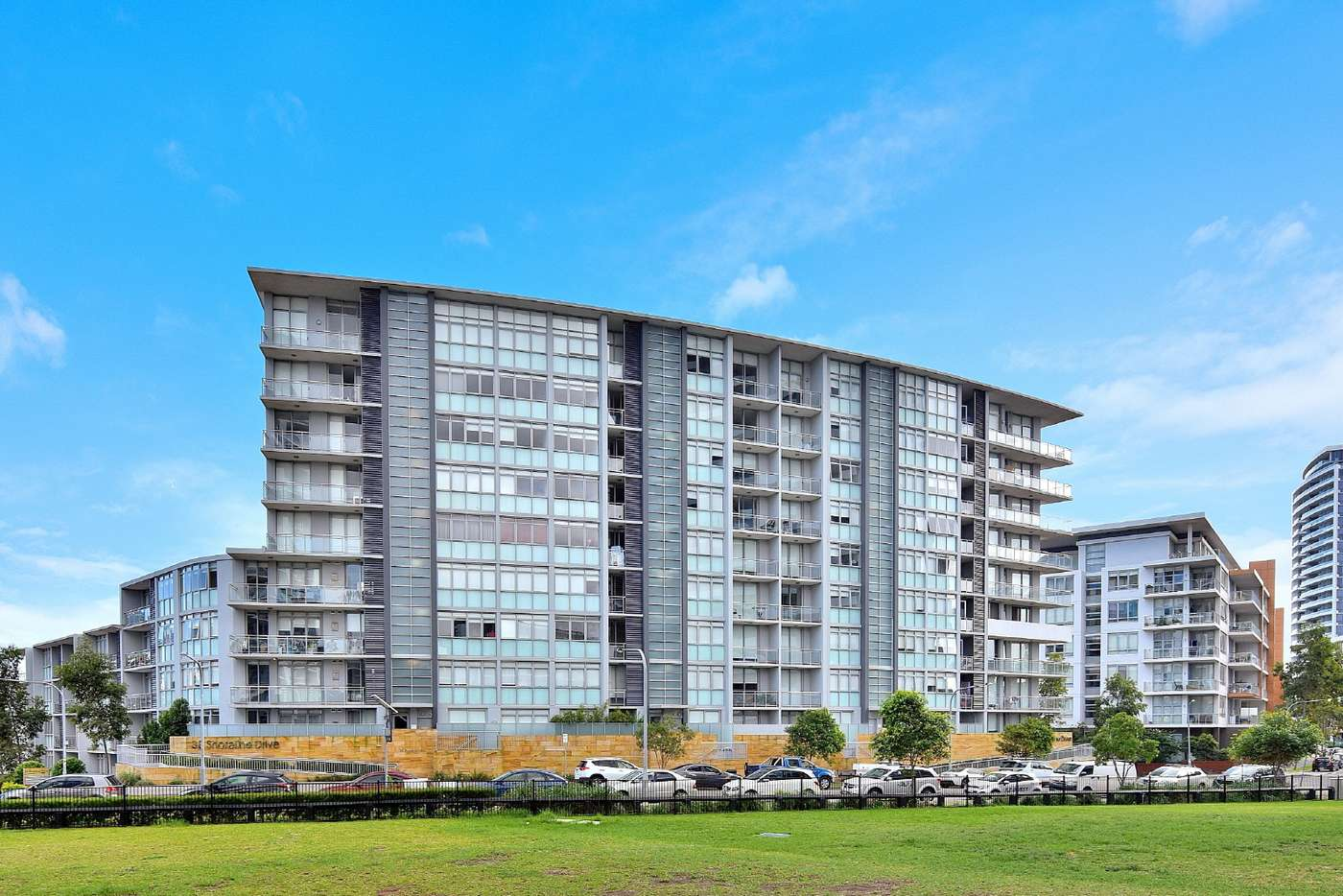 Main view of Homely apartment listing, 72/38 Shoreline Drive, Rhodes NSW 2138