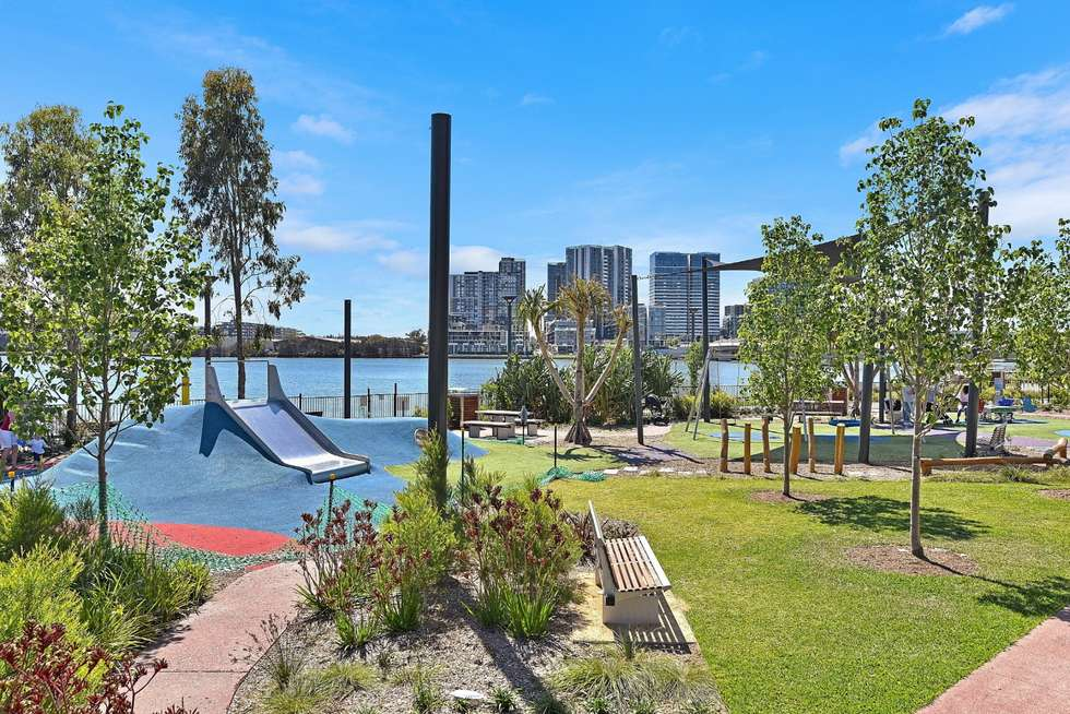 Fifth view of Homely apartment listing, 72/38 Shoreline Drive, Rhodes NSW 2138