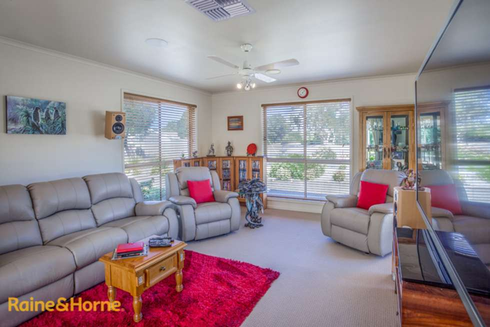 Second view of Homely house listing, 28 Regan Drive, Romsey VIC 3434