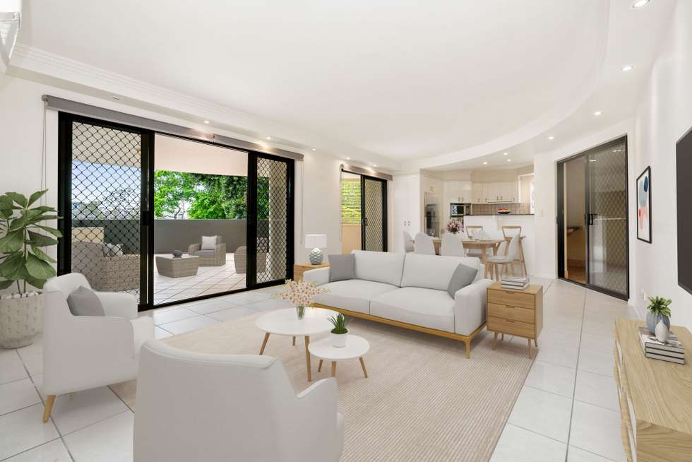 Fourth view of Homely apartment listing, 1/523 Coronation Drive, Toowong QLD 4066
