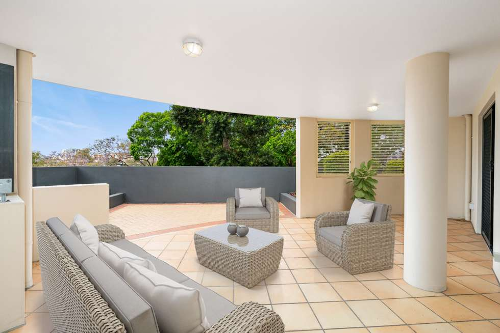 Fifth view of Homely apartment listing, 1/523 Coronation Drive, Toowong QLD 4066