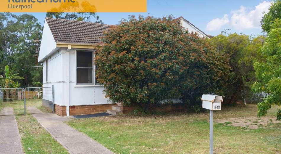 36 Maxwells Avenue, Ashcroft NSW 2168