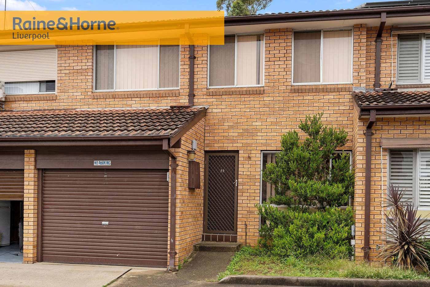 Main view of Homely townhouse listing, 39/87 Memorial Avenue, Liverpool NSW 2170
