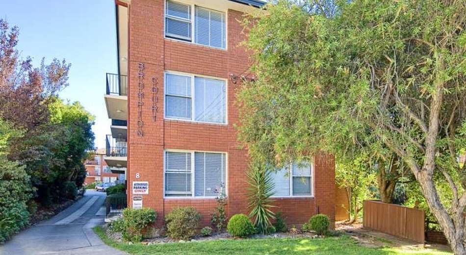 12/8 Webbs Avenue, Ashfield NSW 2131