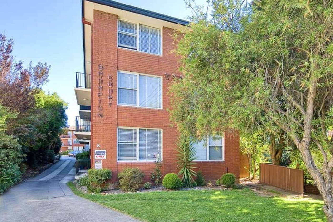 Main view of Homely unit listing, 12/8 Webbs Avenue, Ashfield NSW 2131