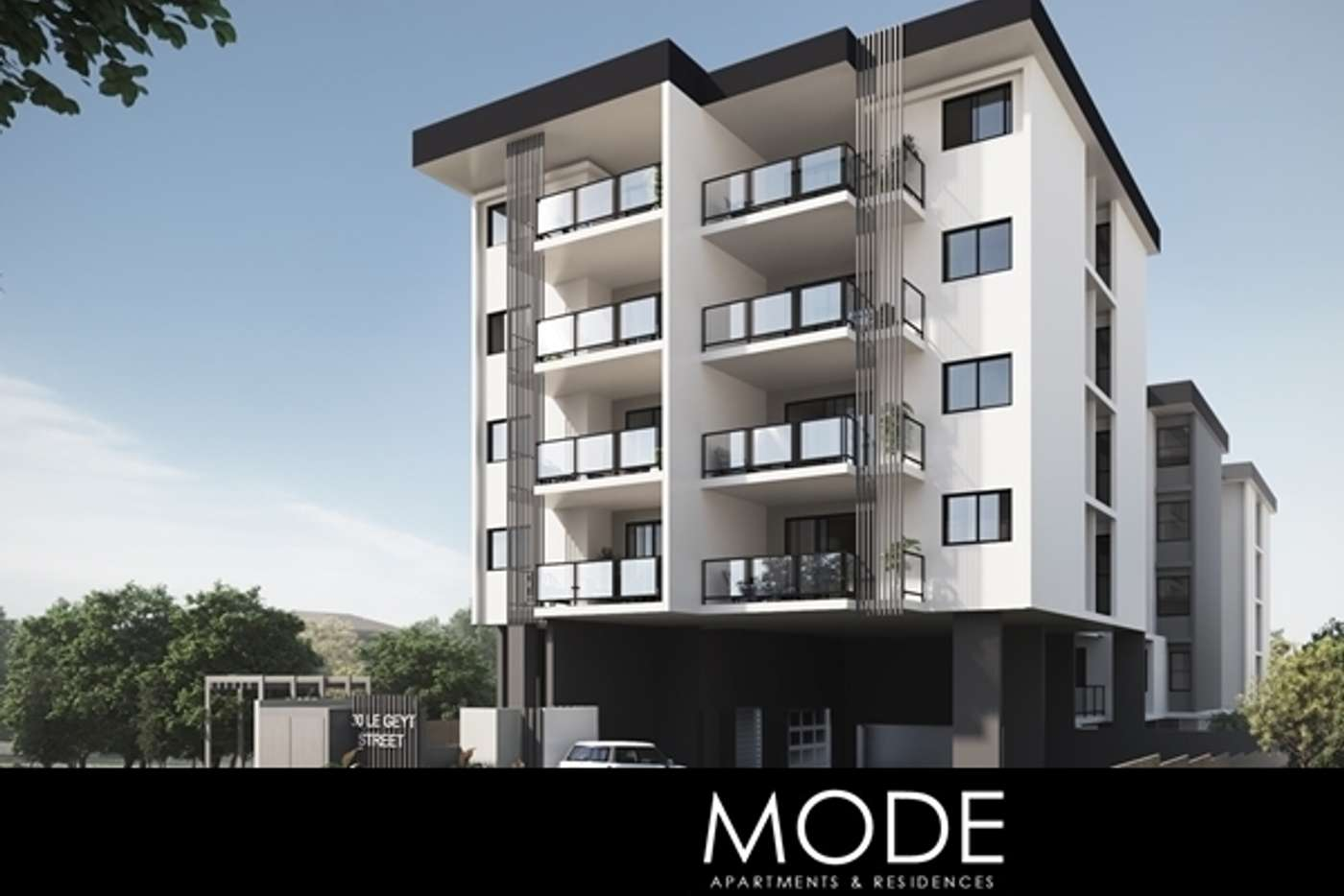 Main view of Homely apartment listing, 1/30 Le Geyt Street, Windsor QLD 4030