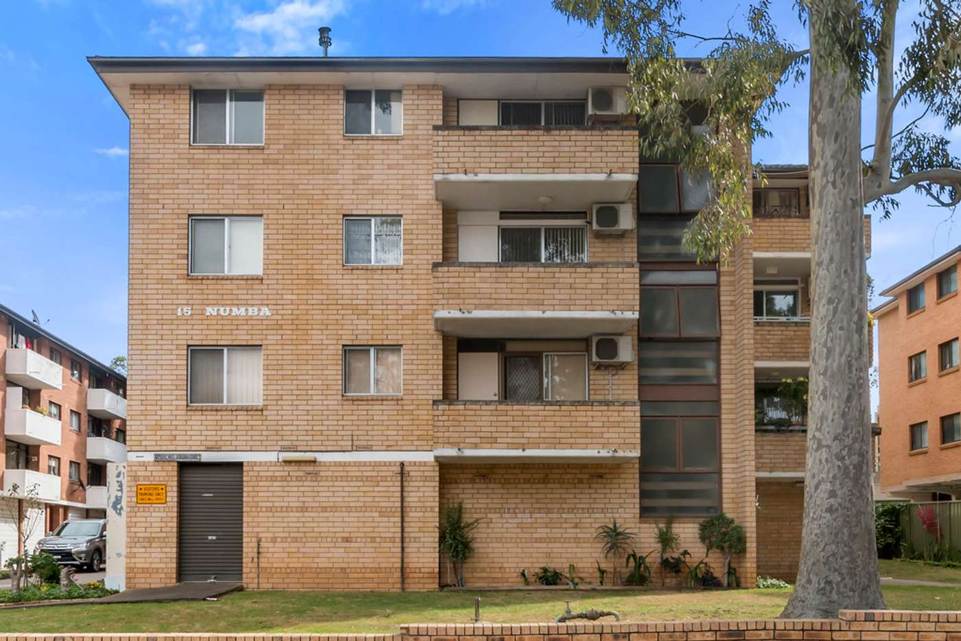Main view of Homely unit listing, 12/13-15 Nagle Street, Liverpool NSW 2170
