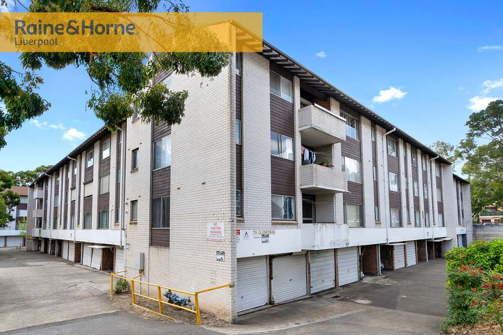Fifth view of Homely unit listing, 54/79 Memorial Ave, Liverpool NSW 2170