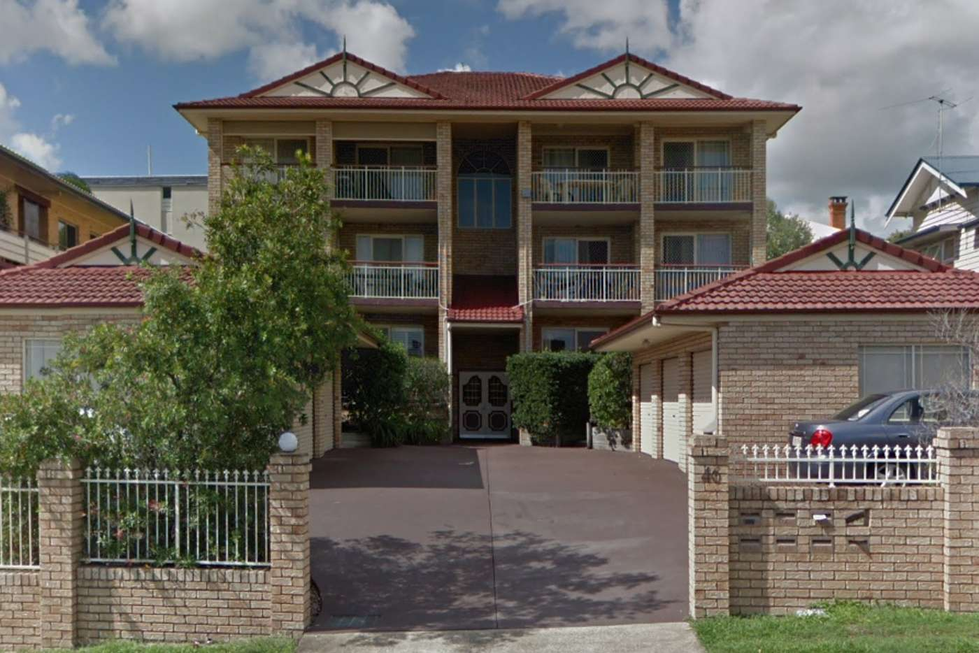 Main view of Homely apartment listing, 4/46 Amelia Street, Coorparoo QLD 4151