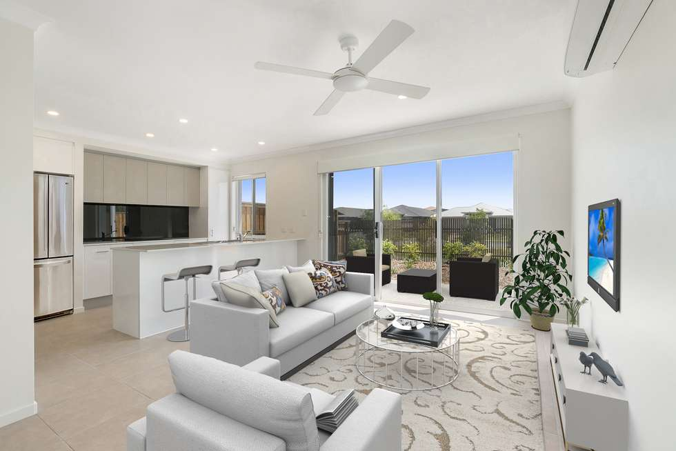 Fourth view of Homely townhouse listing, 25/430 Gainsborough Drive, Pimpama QLD 4209