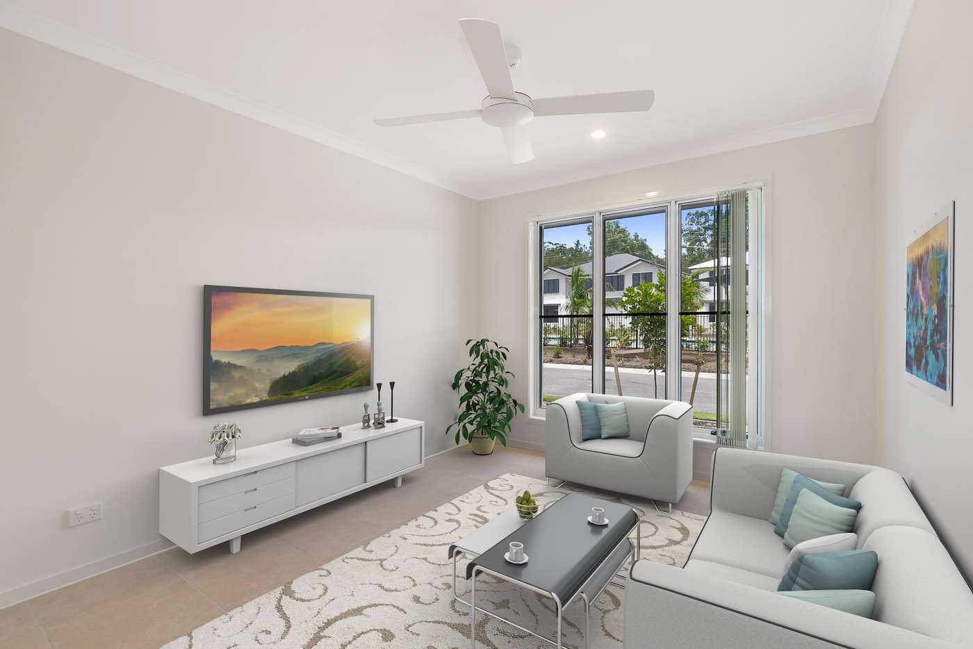 Sixth view of Homely townhouse listing, 25/430 Gainsborough Drive, Pimpama QLD 4209