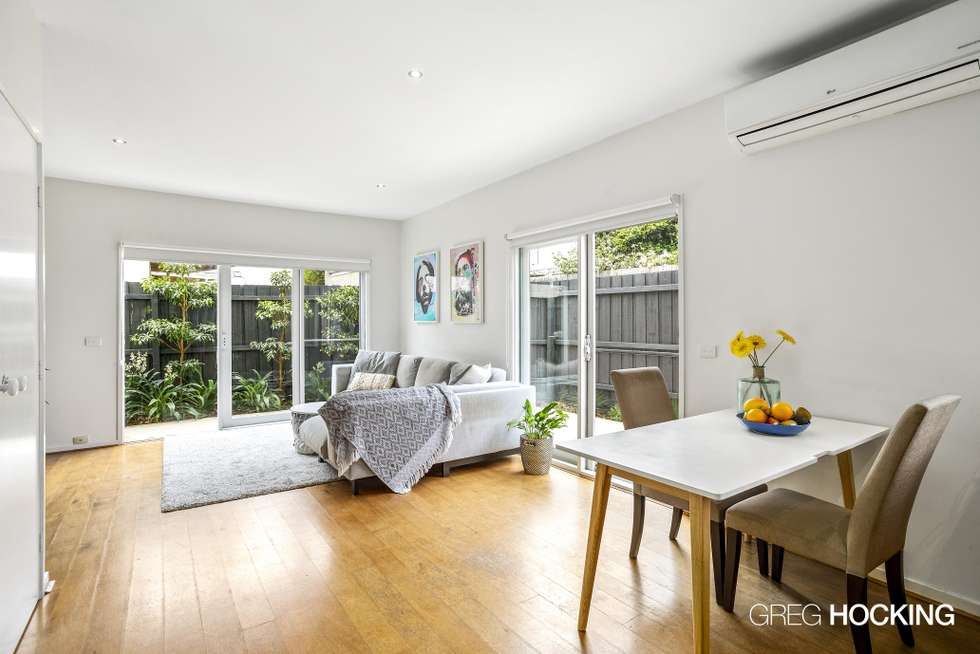 Third view of Homely townhouse listing, 2/4 Florence Street, Williamstown VIC 3016