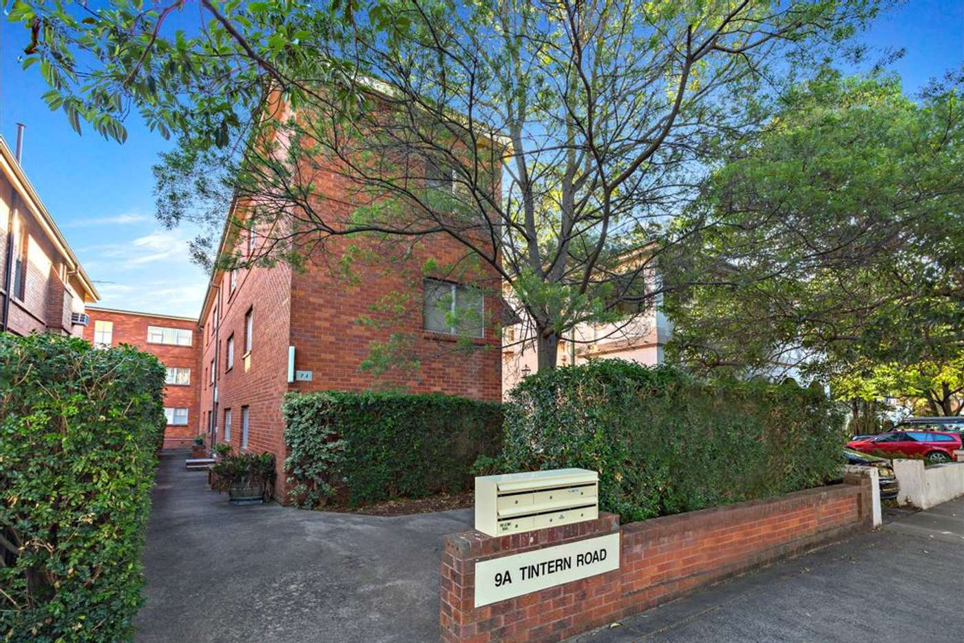 Main view of Homely unit listing, 9/9A Tintern Road, Ashfield NSW 2131