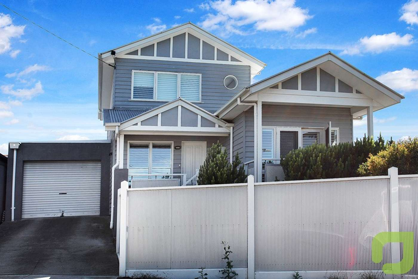 Main view of Homely townhouse listing, 1 Fyans Street, Yarraville VIC 3013