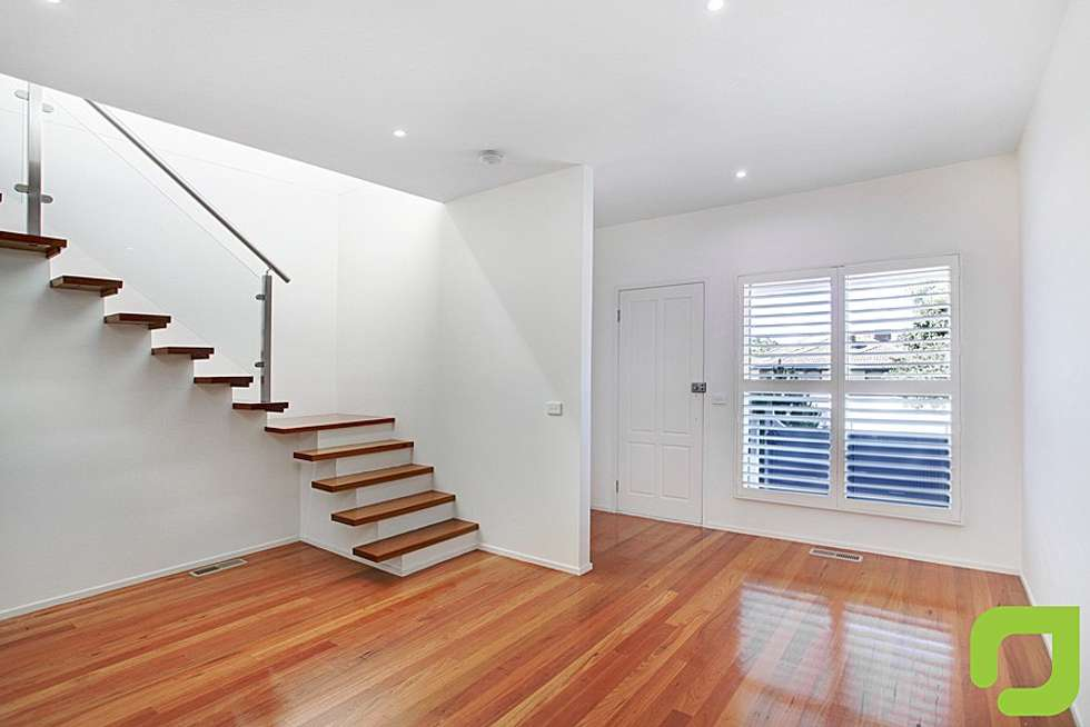 Second view of Homely townhouse listing, 1 Fyans Street, Yarraville VIC 3013