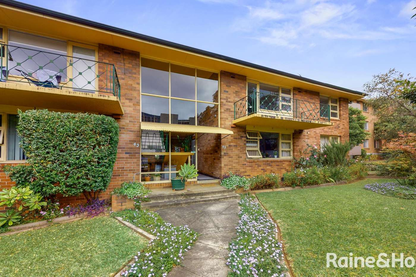 Main view of Homely unit listing, 6/43 Great Western Highway, Parramatta NSW 2150