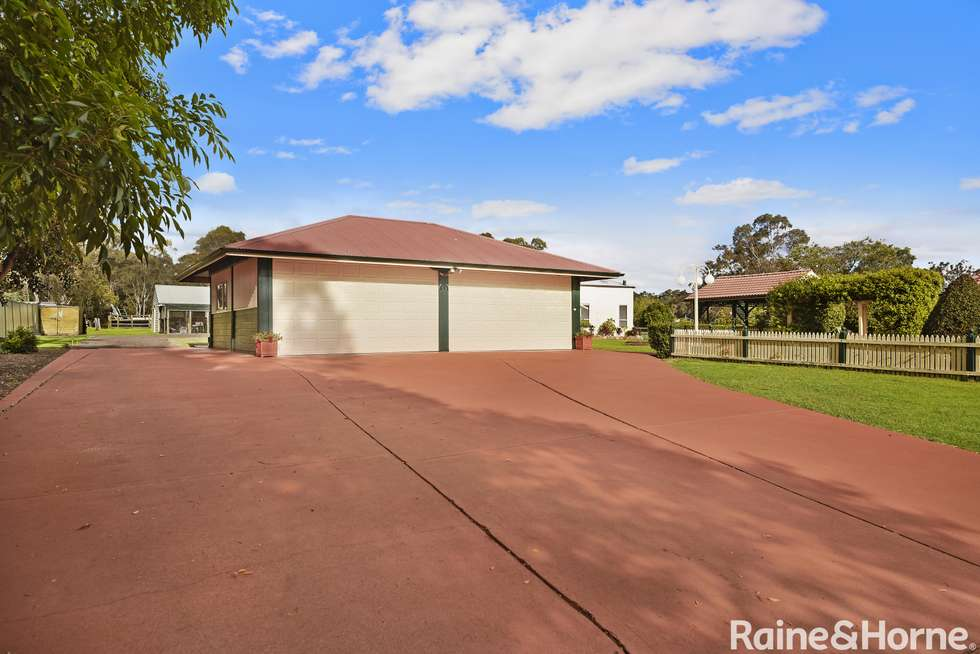 Fifth view of Homely house listing, 128-135 West Wilchard Road, Castlereagh NSW 2749