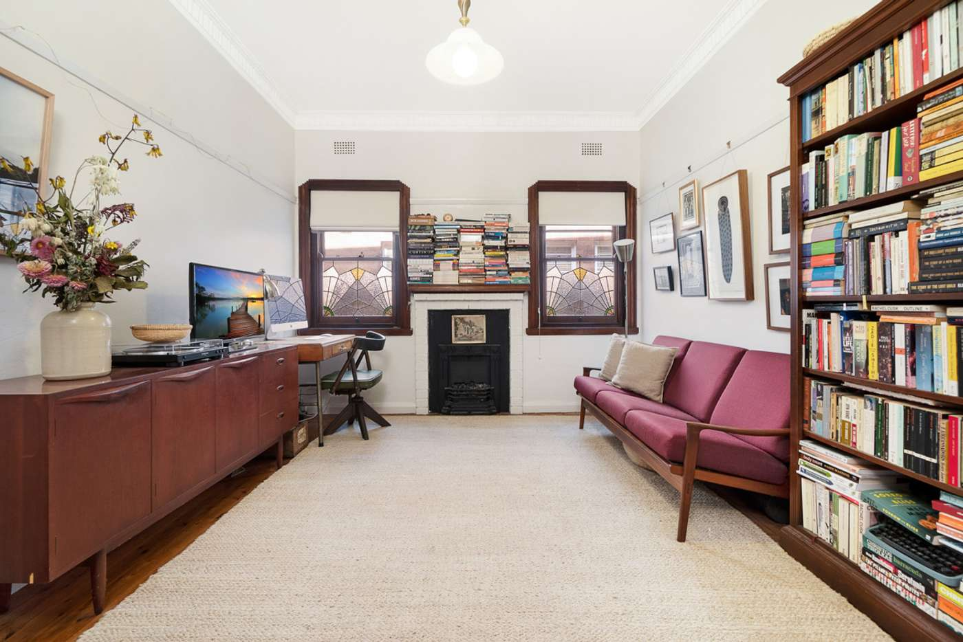 Main view of Homely apartment listing, 1/12 Hillcrest Avenue, Ashfield NSW 2131