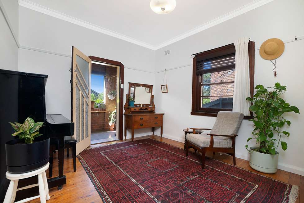 Second view of Homely apartment listing, 1/12 Hillcrest Avenue, Ashfield NSW 2131