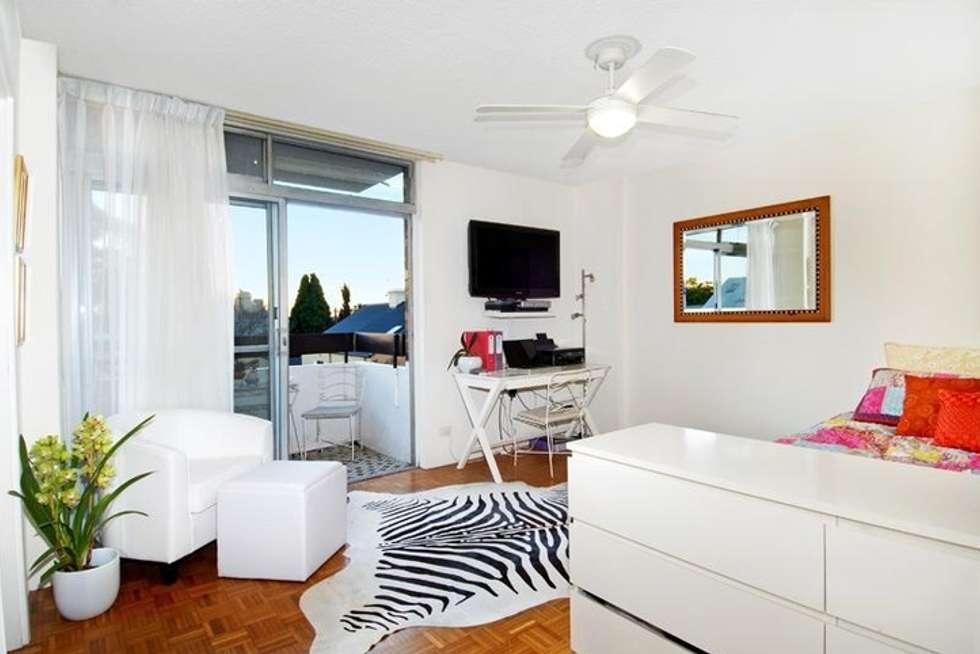Second view of Homely studio listing, 24/237 Underwood Street, Paddington NSW 2021