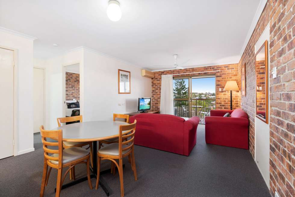 Second view of Homely apartment listing, 9/9-11 Ascog Terrace, Toowong QLD 4066