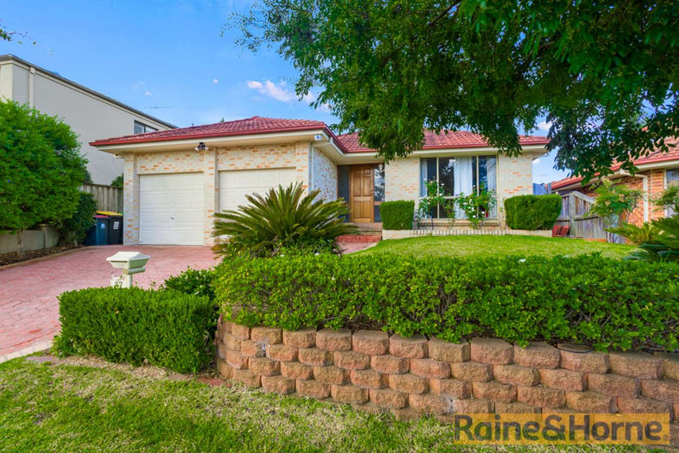 Main view of Homely house listing, 27 Bilyana Place, Rouse Hill NSW 2155
