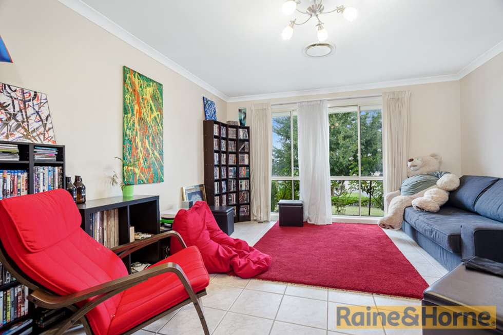 Second view of Homely house listing, 27 Bilyana Place, Rouse Hill NSW 2155
