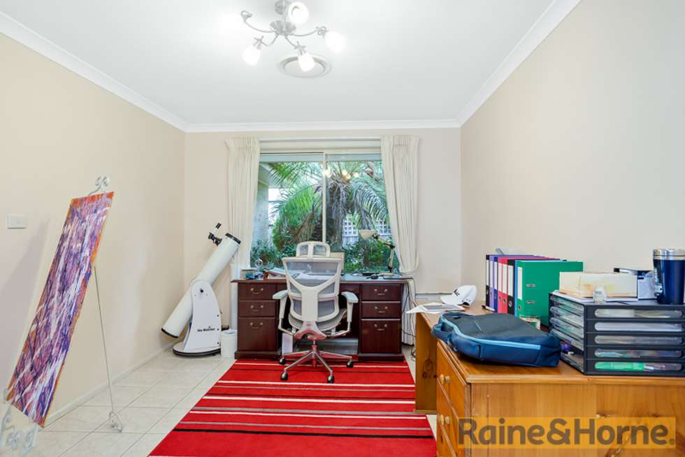 Third view of Homely house listing, 27 Bilyana Place, Rouse Hill NSW 2155
