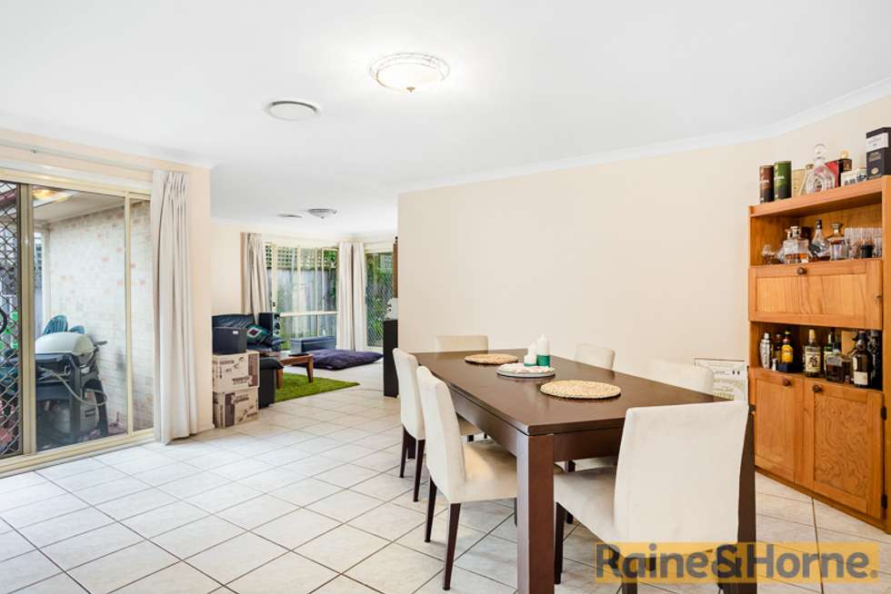 Fifth view of Homely house listing, 27 Bilyana Place, Rouse Hill NSW 2155