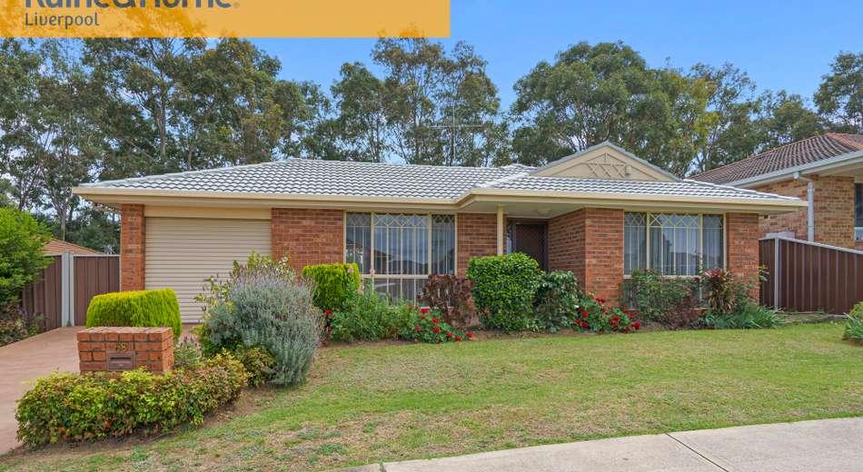 68 Kendall Drive, Casula NSW 2170