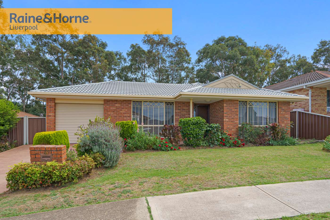Main view of Homely house listing, 68 Kendall Drive, Casula NSW 2170