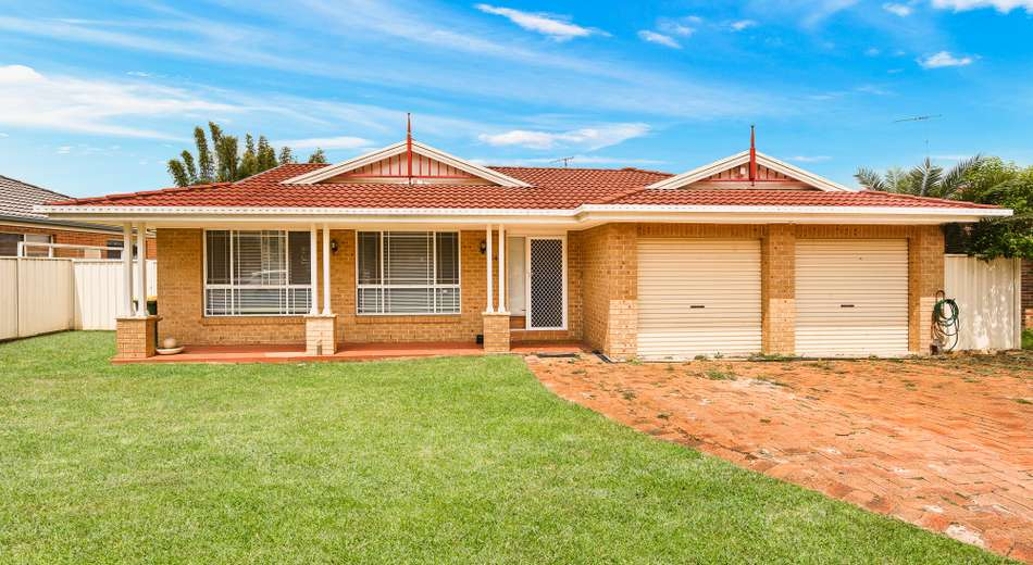 24 Crestview Avenue, Kellyville NSW 2155
