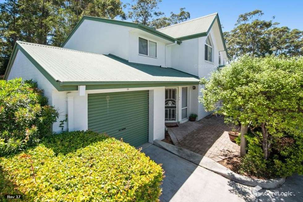 Second view of Homely villa listing, 25/13-15 Augusta Place, Mollymook NSW 2539