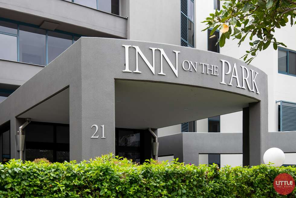 Second view of Homely apartment listing, 303/21 Patrick Lane, Toowong QLD 4066