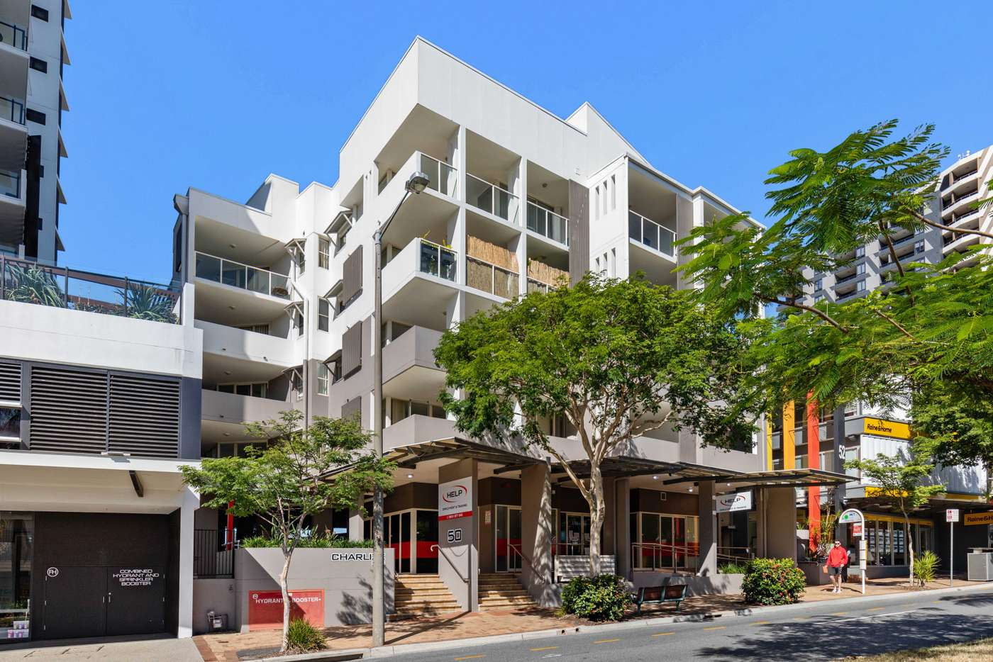 Sixth view of Homely apartment listing, 15/50 High Street, Toowong QLD 4066