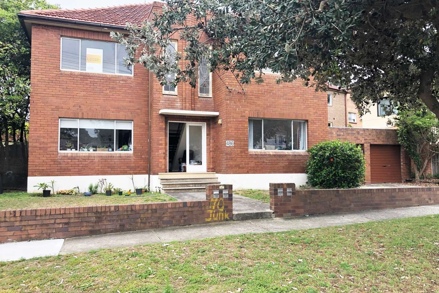 Main view of Homely apartment listing, U/486 Malabar Road, Maroubra NSW 2035