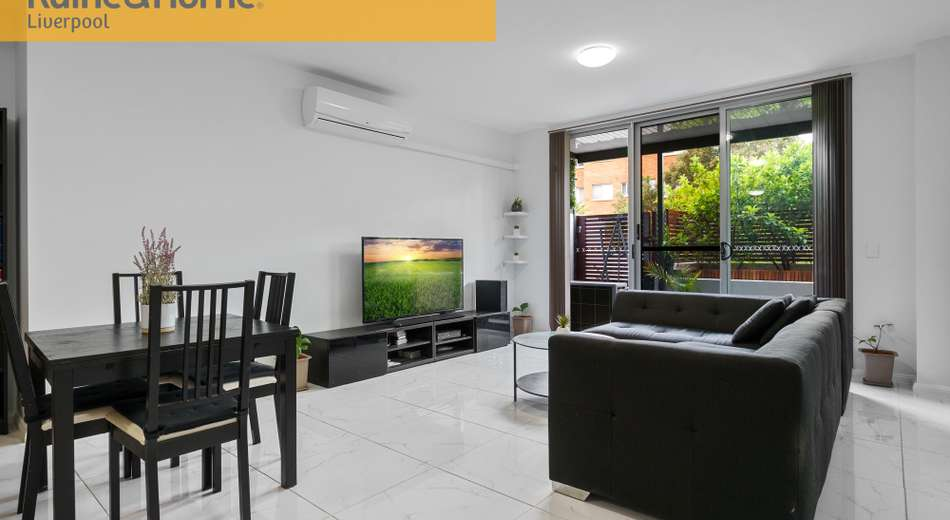 2/1 Mill Road, Liverpool NSW 2170