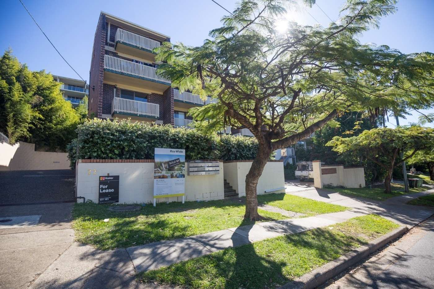 Main view of Homely apartment listing, 1/77 Warren Street, St Lucia QLD 4067